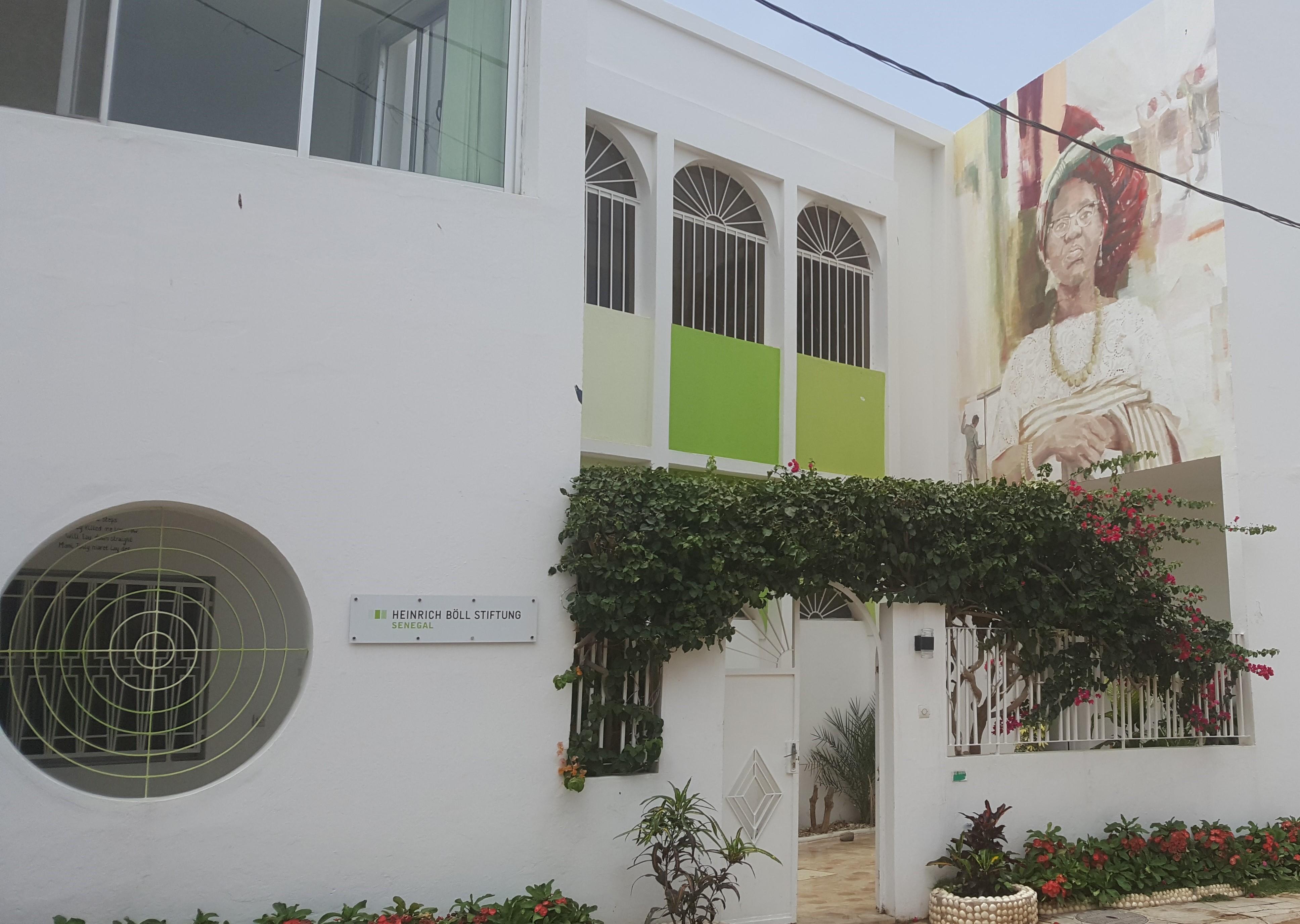 Bureau au Dakar